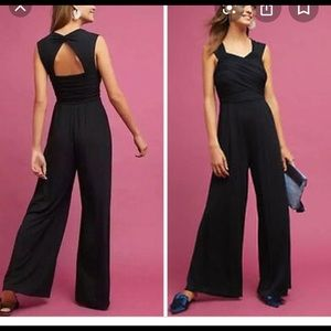 Anthropologie Molly Knit Jumpsuit